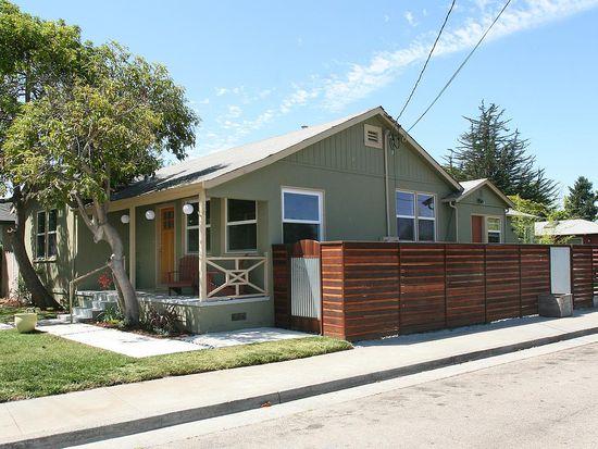 141 Catalpa St, Santa Cruz, CA 95062