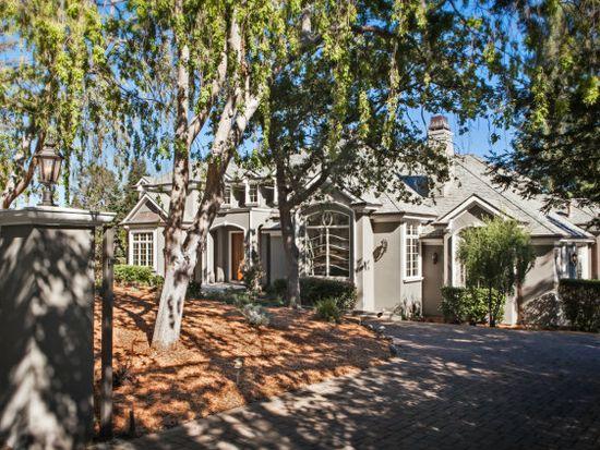 291 Polhemus Ave, Atherton, CA 94027