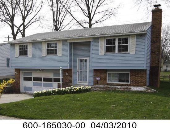 2157 Kilbourne Ave, Columbus, OH 43229