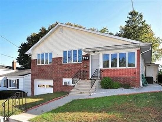 232 Fairway Ave, Belleville, NJ 07109
