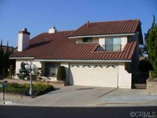 16135 High Tor Dr, Hacienda Heights, CA 91745