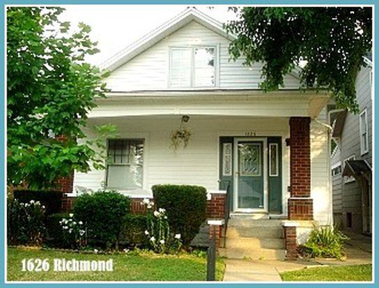 1626 Richmond Dr, Louisville, KY 40205