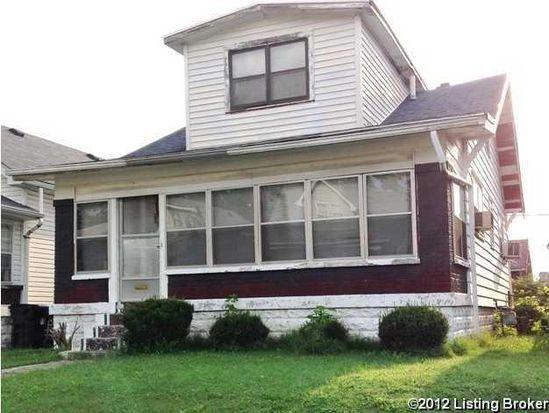 823 Hazel St, Louisville, KY 40211