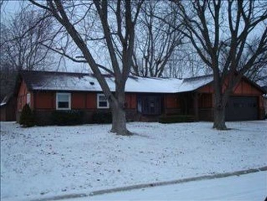 3606 River Bluff Rd, Anderson, IN 46012