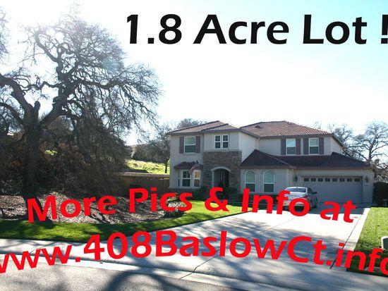 408 Baslow Ct, Roseville, CA 95661