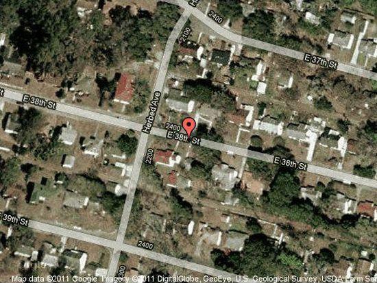 2415 E 38th St, Savannah, GA 31404