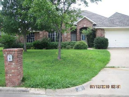 8 E Hillside Pl, Roanoke, TX 76262