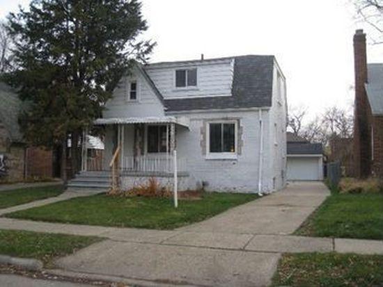 16158 Stout St, Detroit, MI 48219