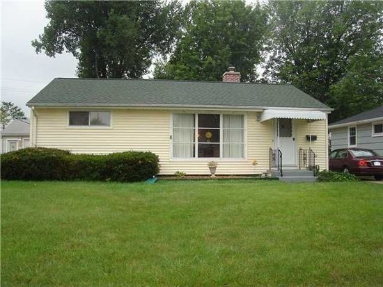 34 Pickford Ave, Buffalo, NY 14223