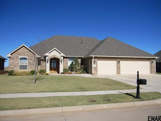 1119 Winchester Ave, Enid, OK 73703