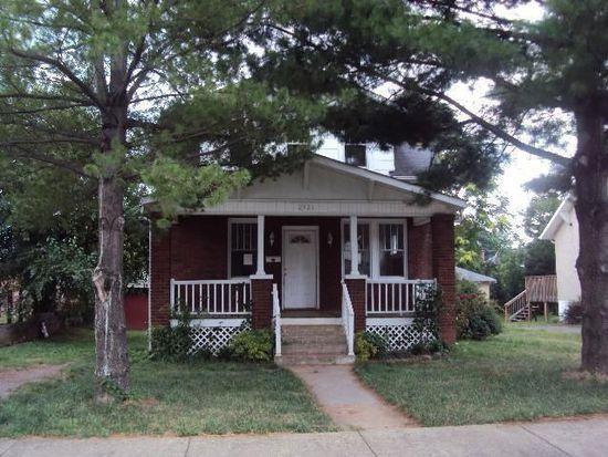 2921 Huntington Blvd NW, Roanoke, VA 24012