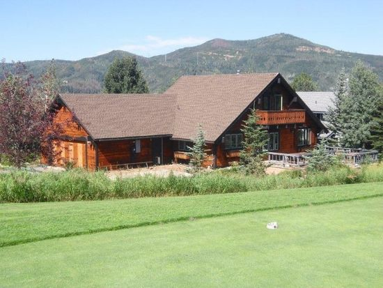 1640 Clubhouse Dr, Steamboat Springs, CO 80487