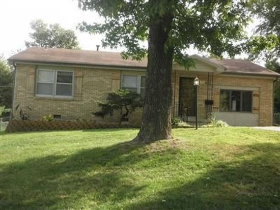 3320 S Parkview Ave, Springfield, MO 65804