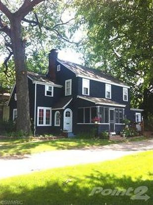 1614 Oak St, Niles, MI 49120