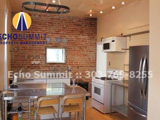 1061 Kalamath St APT A, Denver, CO 80204
