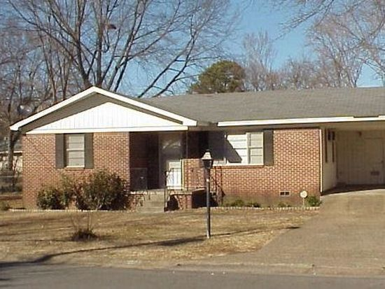 105 W 52nd St, North Little Rock, AR 72118