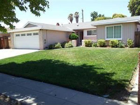 1025 Idlewood Dr, San Jose, CA 95121