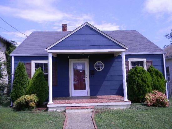 1316 Pechin Ave SE, Roanoke, VA 24013