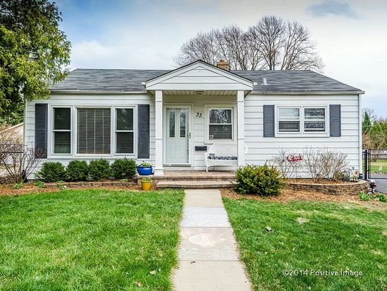 33 Roslyn Rd, Westmont, IL 60559