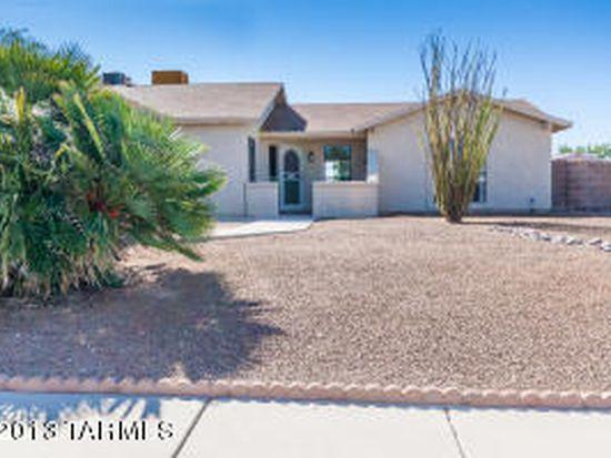 6875 N De Chelly Loop, Tucson, AZ 85741