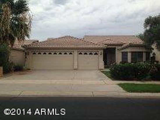 4881 S Vista Pl, Chandler, AZ 85248