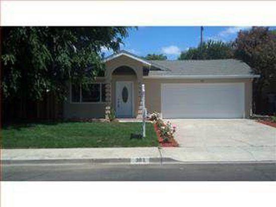 383 Burnett Ave, Santa Clara, CA 95051