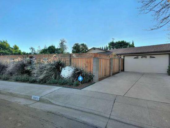 1043 Renoir Ct, Sunnyvale, CA 94087