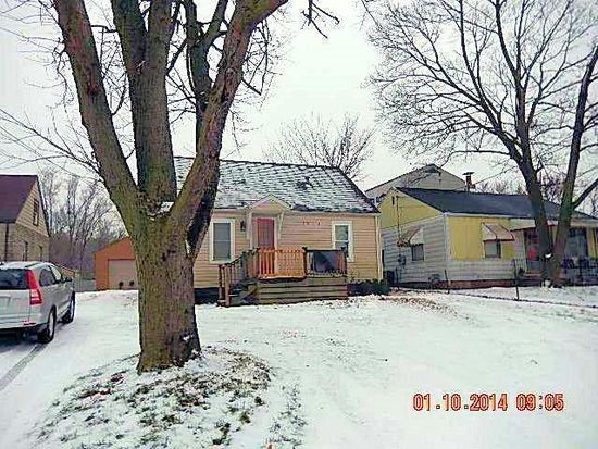 3816 Jewell St, Middletown, OH 45042