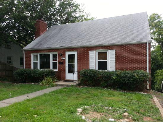 315 Fairway Ave, Charlottesville, VA 22902