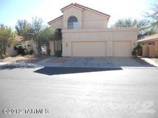 7318 E Shoreline Dr, Tucson, AZ 85715