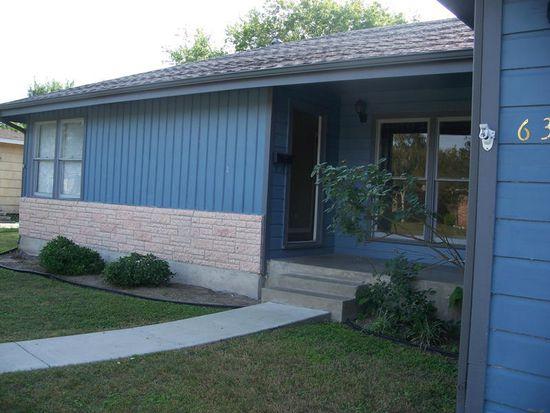 633 Indiana Ave, Corpus Christi, TX 78404