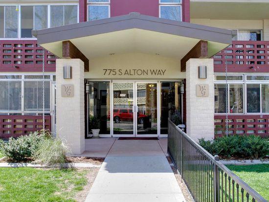 775 S Alton Way UNIT 7B, Denver, CO 80247