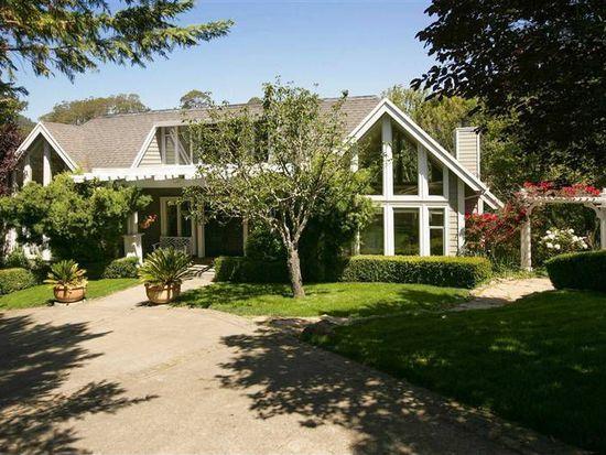 131 Underhill Rd, Mill Valley, CA 94941