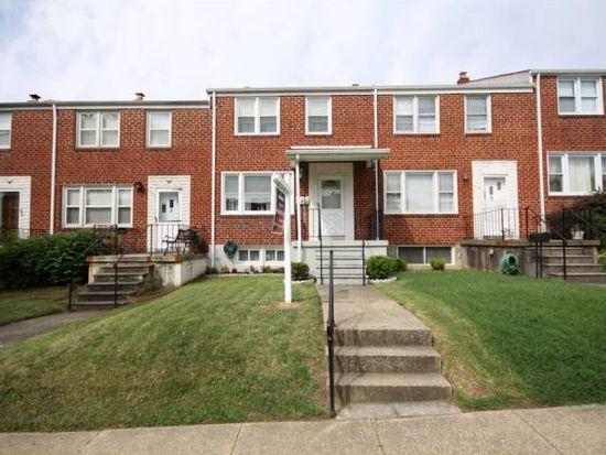 906 Wilton Dr, Baltimore, MD 21227