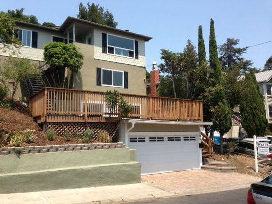 1706 Terrace Dr, Belmont, CA 94002