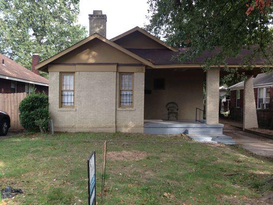 914 Garland St, Memphis, TN 38107