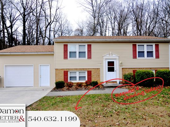 2643 Beverly Blvd SW, Roanoke, VA 24015