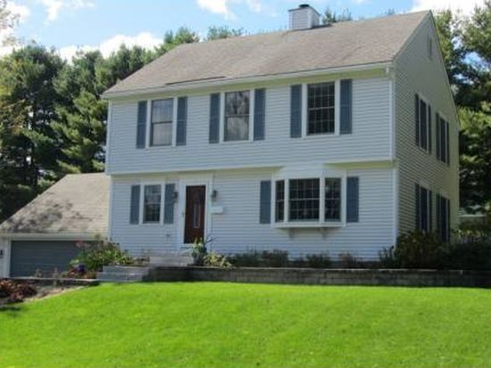 197 Skyline Dr, Keene, NH 03431