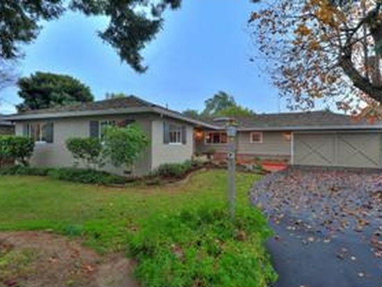 1718 Oak Ave, Los Altos, CA 94024