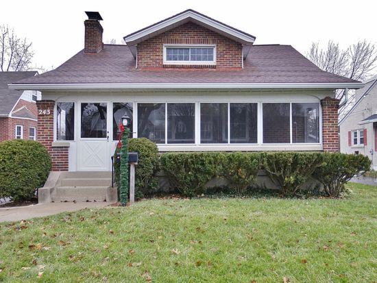 243 Claranna Ave, Dayton, OH 45419
