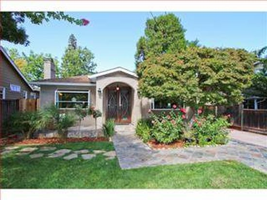 818 Carmel Ave, Los Altos, CA 94022