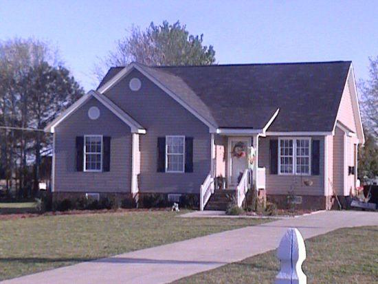 5509 Scuppernong Rd, Wilson, NC 27893