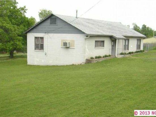 920 W Choctaw St, Tahlequah, OK 74464