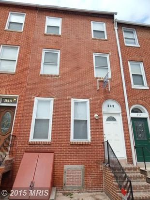 848 W Lombard St, Baltimore, MD 21201