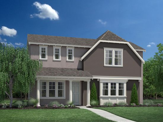 Arden - The Preserve at Jordan Ranch - Altmore Collection by Toll Brothers