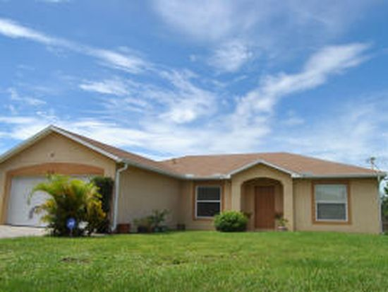 4414 SW Cacao St, Port St Lucie, FL 34953