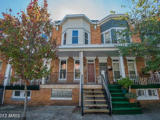 317 Ilchester Ave, Baltimore, MD 21218