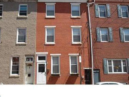 1643 E Eyre St, Philadelphia, PA 19125
