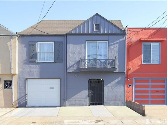 1746 48th Ave, San Francisco, CA 94122