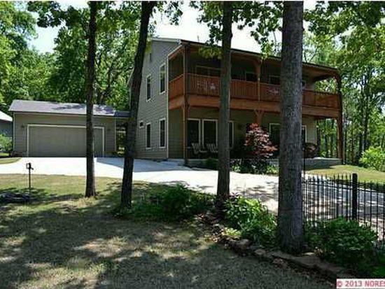 3109 W Hickory Hills Dr, Hulbert, OK 74441